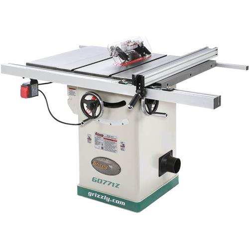 Grizzly G0771z Hybrid Table Saw Review Mount Lena Woodworks
